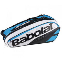 Babolat Pure 6 Pack Blue White - The Racquet Shop