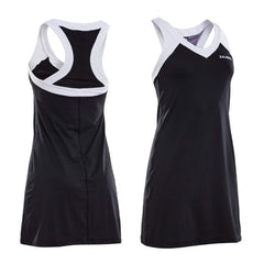 Salming Strike Dress Black - The Racquet Shop