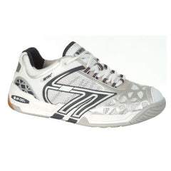 Hi-Tec S701 4SYS White Navy Mens - The Racquet Shop