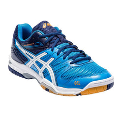 Asics Get Rocket 7 Diva Blue/White/Navy Mens - The Racquet Shop