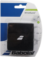 Babolat Wristband Black - The Racquet Shop
