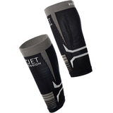 Mico Oxijet Compression Calf Blk/Grey - The Racquet Shop
