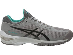 Asics Court FF Mens Aluminum Dark Grey Lapis - The Racquet Shop