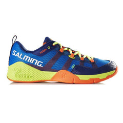 Salming Kobra Men Royal Blue/Yel - The Racquet Shop