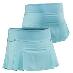 Salming Strike Skirt Turquoise - The Racquet Shop