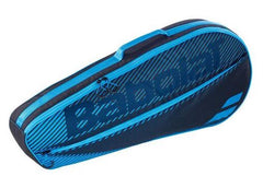 Babolat Club Essential 3 Pack Black Blue Racquet Bag