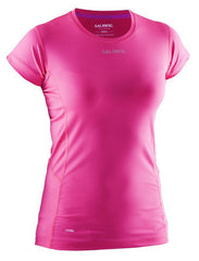 Salming Run Tee Women Pink - The Racquet Shop