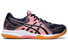 Gel Rocket 9 Women Guava/Midnight