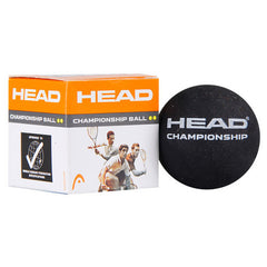 Head Championship Squash Ball - The Racquet Shop