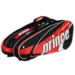 Prince Tour Team 9 Pack Red - The Racquet Shop