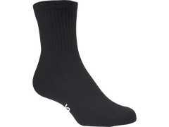 Asics Pace Quarter Sock Solid Black - The Racquet Shop