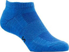 Asics Pace Low Sock Solid Skydiver - The Racquet Shop