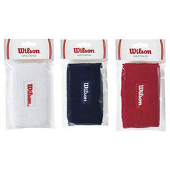 Wilson Large Wristband Single Pack - The Racquet Shop
