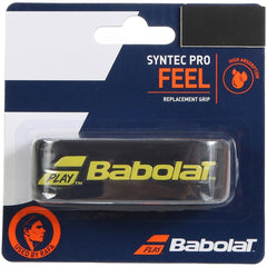 Babolat Syntec Pro Grip Black/Yellow 170675