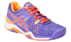 GEL-Resolution 6 Womens - The Racquet Shop
