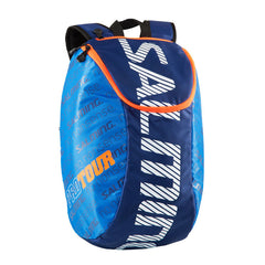 Salming Pro Tour Backpack Blue - The Racquet Shop