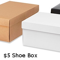 Shoe Box $5 - The Racquet Shop