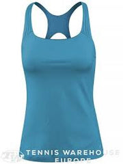 Wilson W Core Classic Tank - Storm Blue - The Racquet Shop