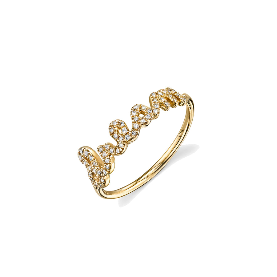 Yellow-Gold & Diamond Dream Ring