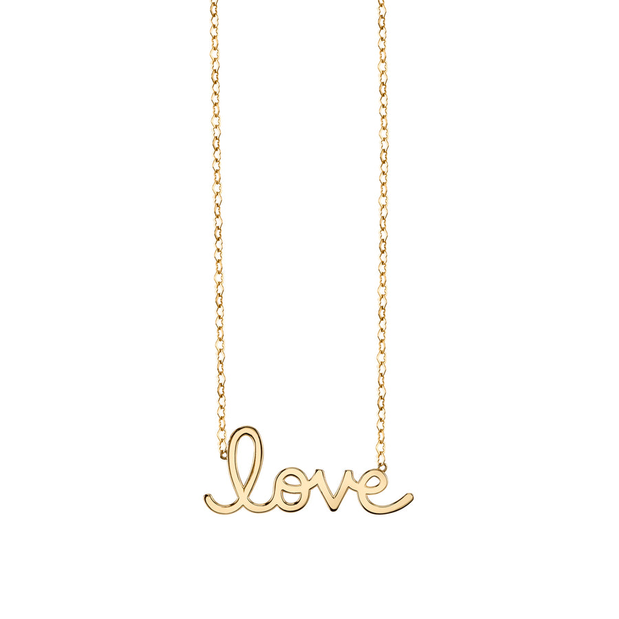 14k Gold Pure Love Necklace