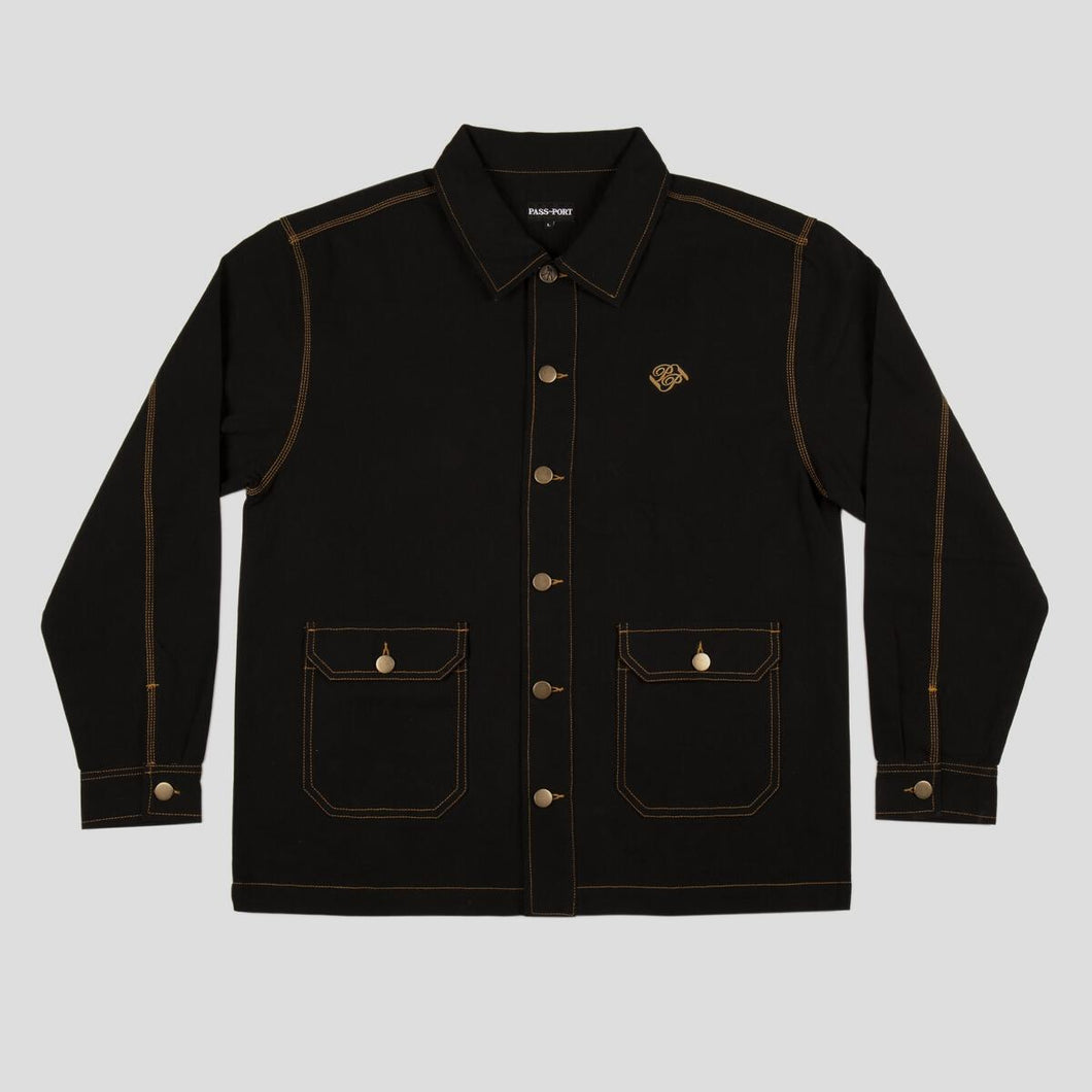 Pass-Port Masters Jacket Black/Gold