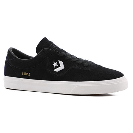 Louie Lopez PRO OX Suede Black/White