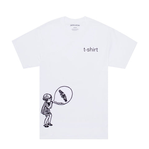 FA Balloon Tee White