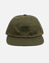 Load image into Gallery viewer, Rose Street Stacked Logo Hat Olive