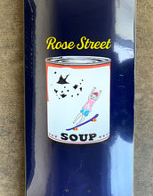 Load image into Gallery viewer, Rose Street Moms Soup Can Blue