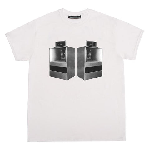 Call Me 917 Olson Sound Tee White