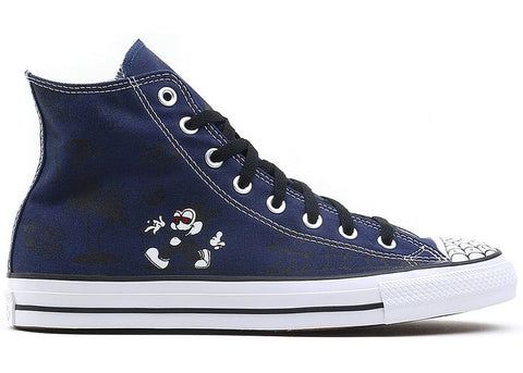 Converse CTAS PRO SP HI CANVAS NAVY