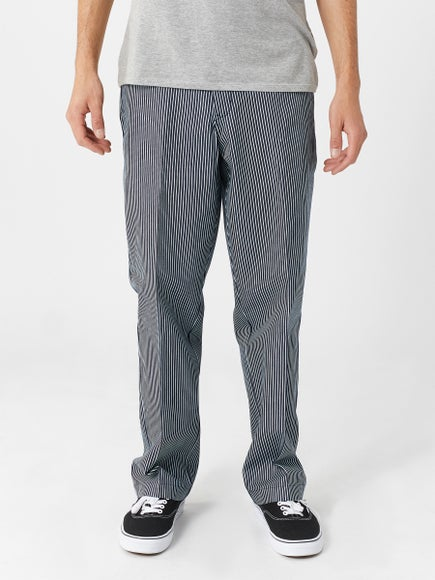 DICKIES 894 SLIM FIT TWILL PANT HICKORY