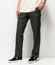 Load image into Gallery viewer, DICKIES 894 SLIM FIT WORK PANT OLIVE GREEN