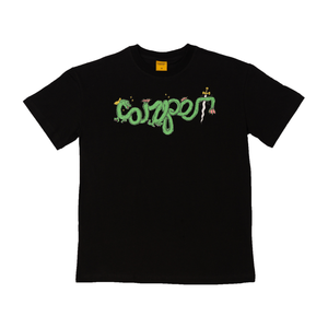 Carpet Company Dragon Tee Black