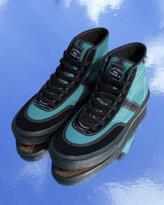 VANS X QUASI Crockett high Pro LTD Antique Green
