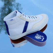Load image into Gallery viewer, VANS X QUASI Crockett high Pro LTD True White