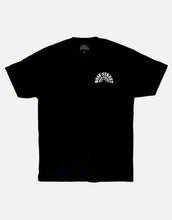 Load image into Gallery viewer, Rose Street Hands Tee Black/White