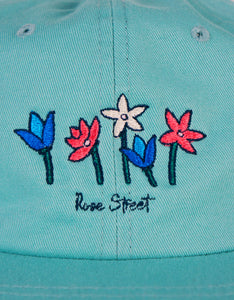 Rose Street May Flowers Hat