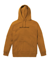 Load image into Gallery viewer, Sci-Fi Fantasy Logo Hoodie Tan*