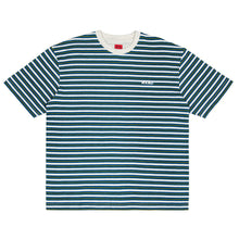 Load image into Gallery viewer, WKND Striped Shirt Grey/Blue/Green