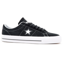 Load image into Gallery viewer, CONVERSE ONE STAR PRO OX BLACK/WHITE/WHITE