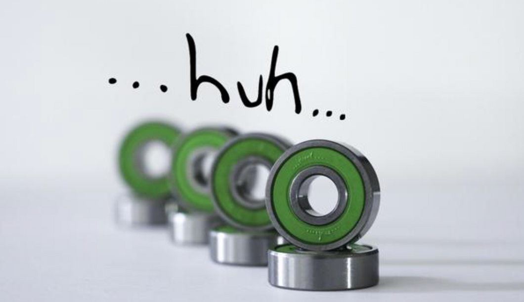 Huh Greens Bearings