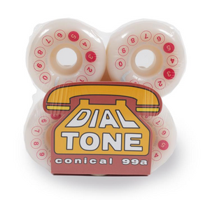 DIAL TONE ROTARY Classic Conical Cut 53MM