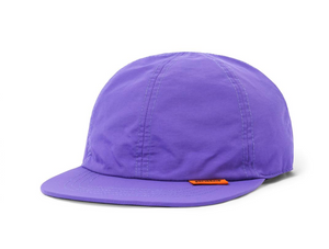 BUTTER Reversible 6 Panel Cap Purple/Black