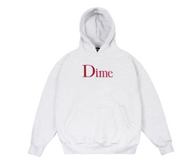 Load image into Gallery viewer, DIME Classic Logo Hoodie ASH