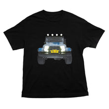 Load image into Gallery viewer, Bronze 56K Jeep Tee Black