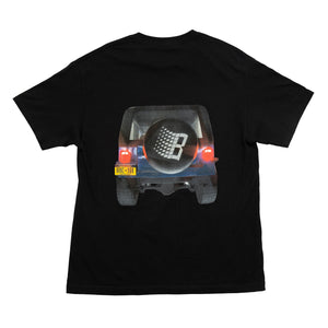 Bronze 56K Jeep Tee Black