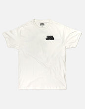 Load image into Gallery viewer, Rose Street Skate Your Ass Off Tee White
