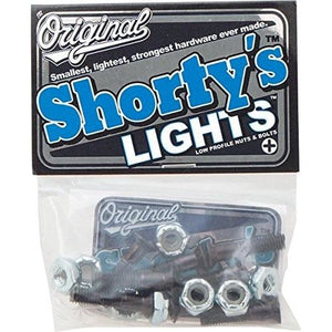 "Shorty's Lights 7/8"" Phillips Bolts"