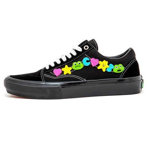 Vans X Frog Old School Pro LTD Black
